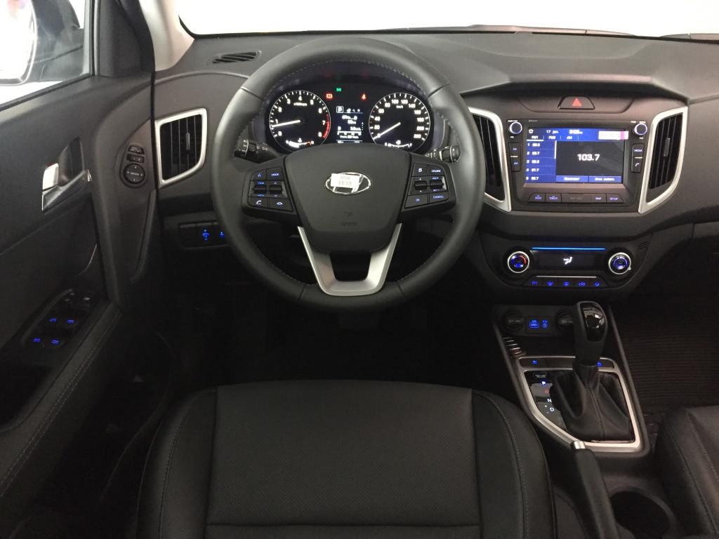 Imagem do veículo HYUNDAI CRETA 2.0 16V FLEX PRESTIGE AUTOMÁTICO