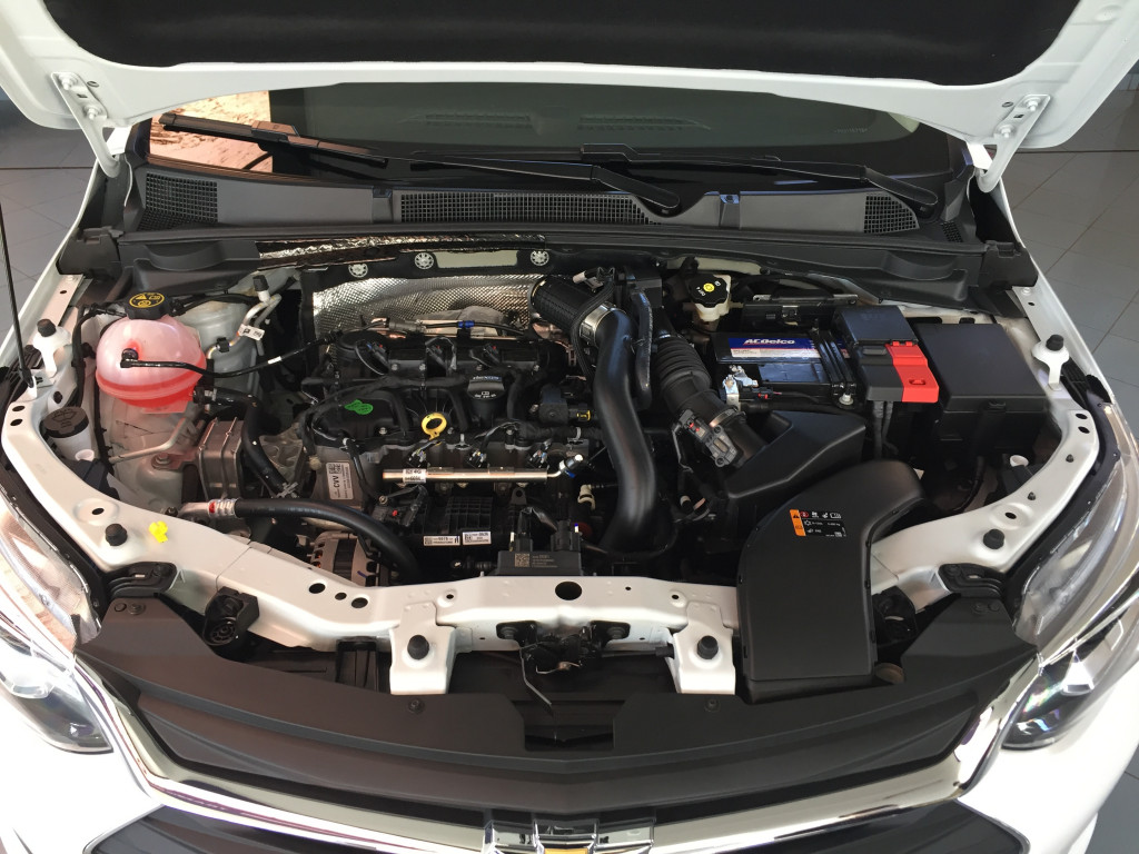 Imagem do veículo CHEVROLET ONIX 1.0 TURBO FLEX LT AUTOMÁTICO