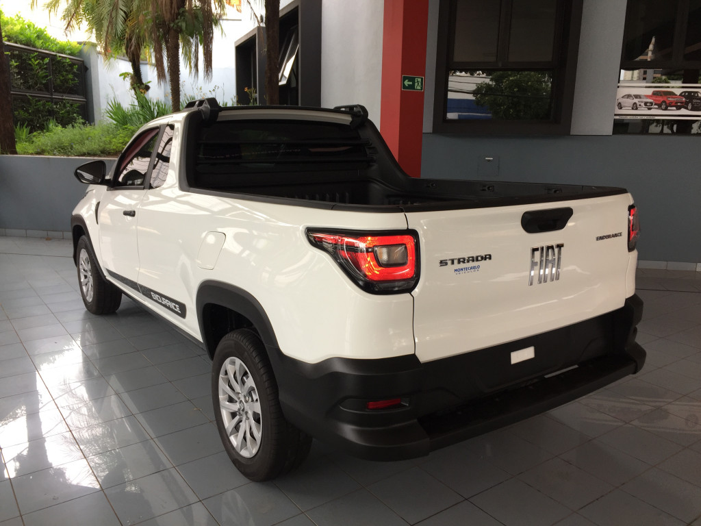 Imagem do veículo FIAT STRADA 1.4 FIRE FLEX ENDURANCE CS MANUAL