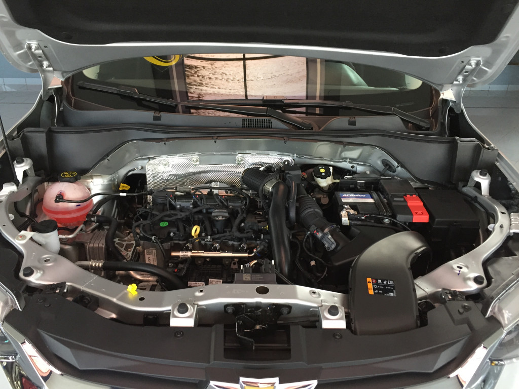 Imagem do veículo CHEVROLET TRACKER TRACKER LTZ 1.0 TURBO 12V FLEX AUTOMÁTICA