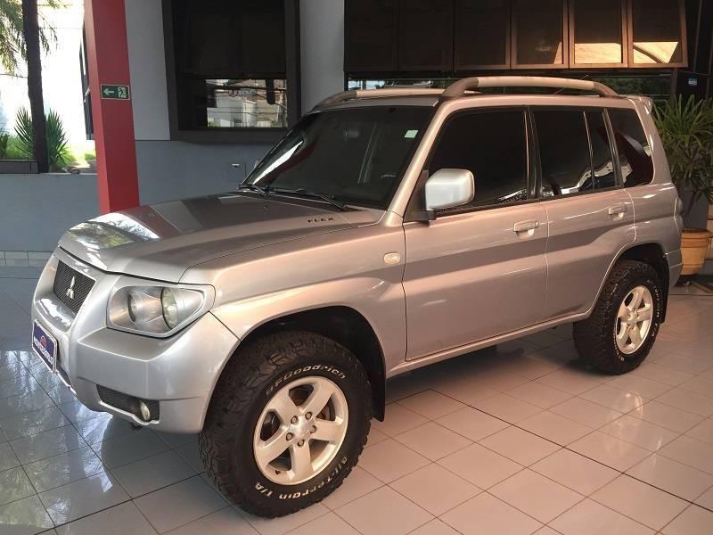 PAJERO TR4 2.0 16V 4X4 FLEX AUTOMÁTICA - 2008/08