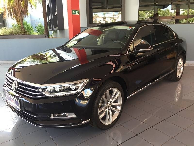 VW / PASSAT 2.0 16V TSI HIGHLINE TIPTRONIC - 2018/18
