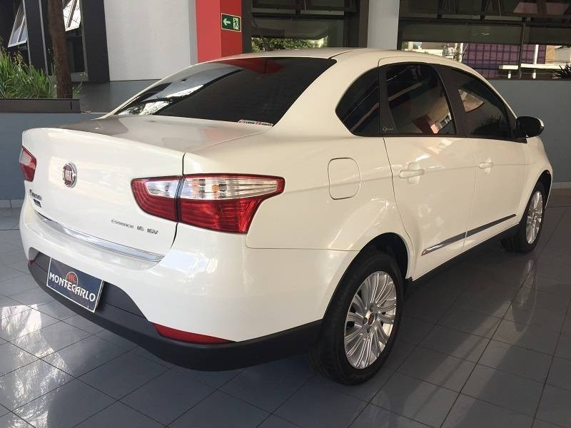 Imagem do veículo FIAT / GRAND SIENA ESSENCE 1.6 FLEX 16V MANUAL - 2015/16