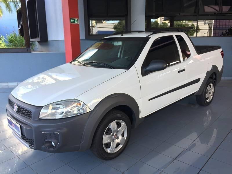 FIAT/STRADA WORKING CELEBRATION 1.4 FIRE FLEX 8V CE - 2015/16
