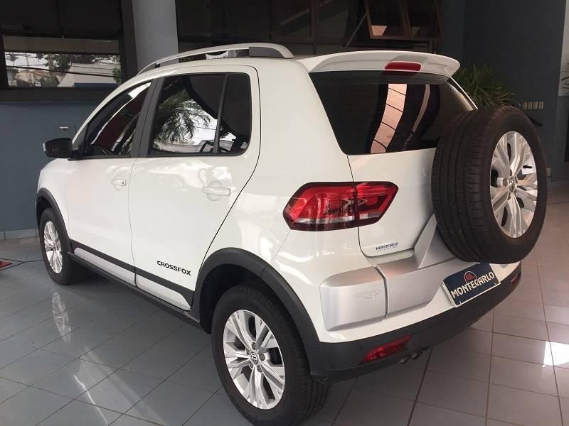 Imagem do veículo VW/CROSSFOX 1.6 FLEX 16V MANUAL - 2017/18