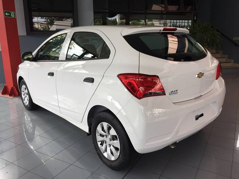Imagem do veículo CHEVROLET / ONIX HATCH JOY 1.0 8V FLEX MANUAL - 2019/20 - 0KM