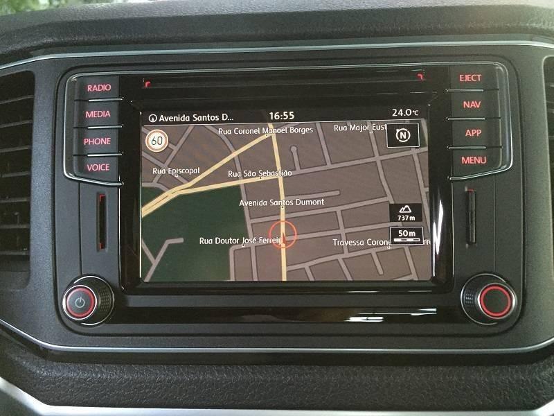Imagem do veículo VW/ AMAROK HIGHLINE 3.0 V6 4X4 DIESEL AUTOMÁTICA - 2018/2018