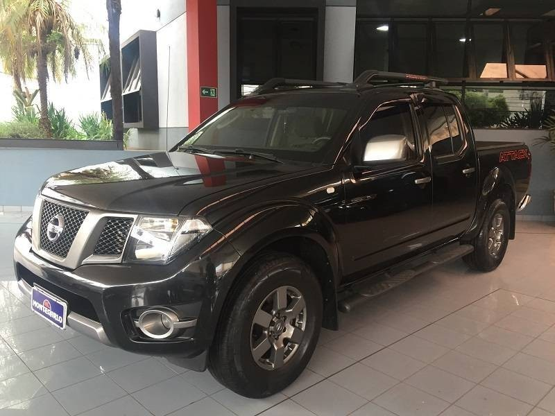 NISSAN / FRONTIER SV ATTACK CD 4X4 2.5 TURBO AT- DIESEL -  2015/15