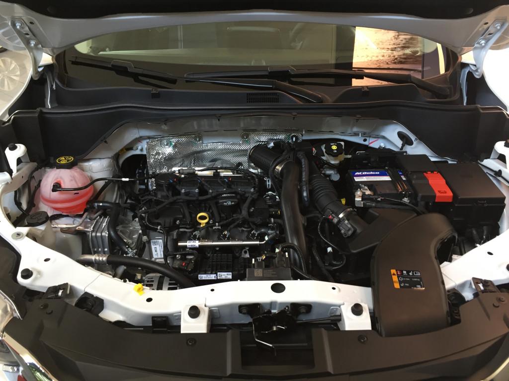 Imagem do veículo CHEVROLET TRACKER 1.0 12V TURBO FLEX  LT AUTOMATICA