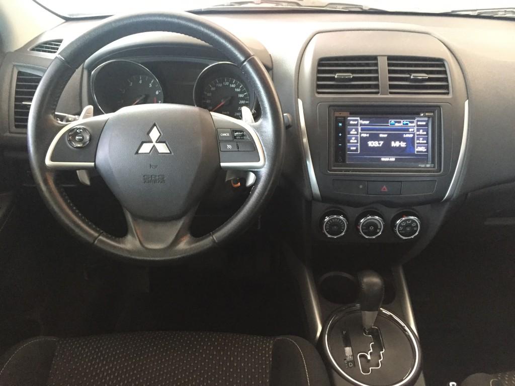 Imagem do veículo MITSUBISHI ASX 2.0 4X2 16V GASOLINA 4P AUTOMÁTICO