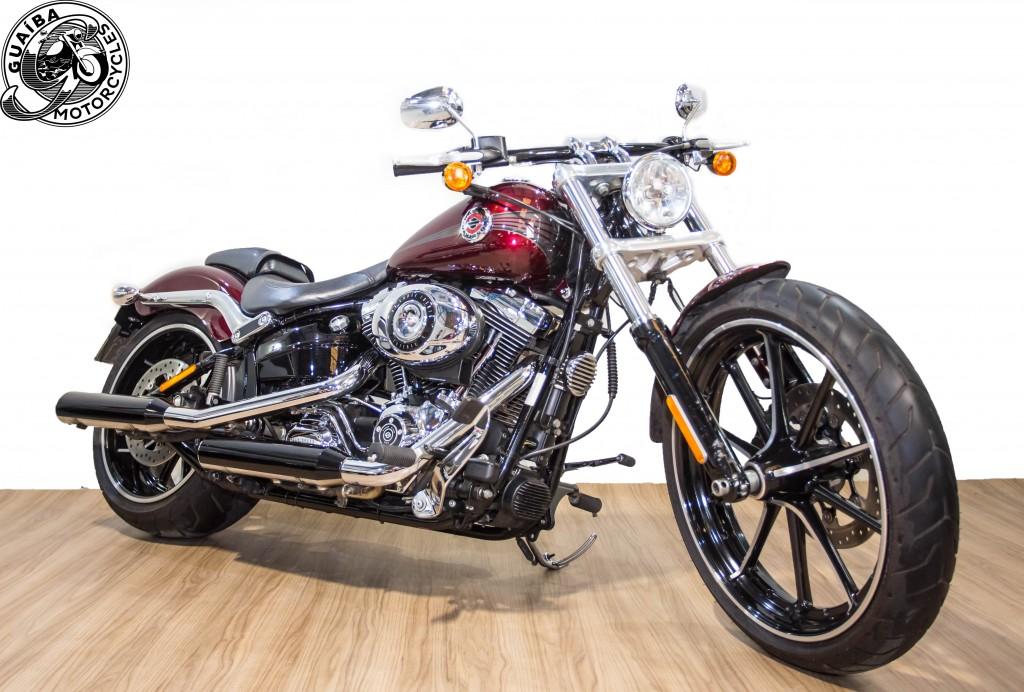 Imagem do veículo Harley Davidson - Softail Breakout