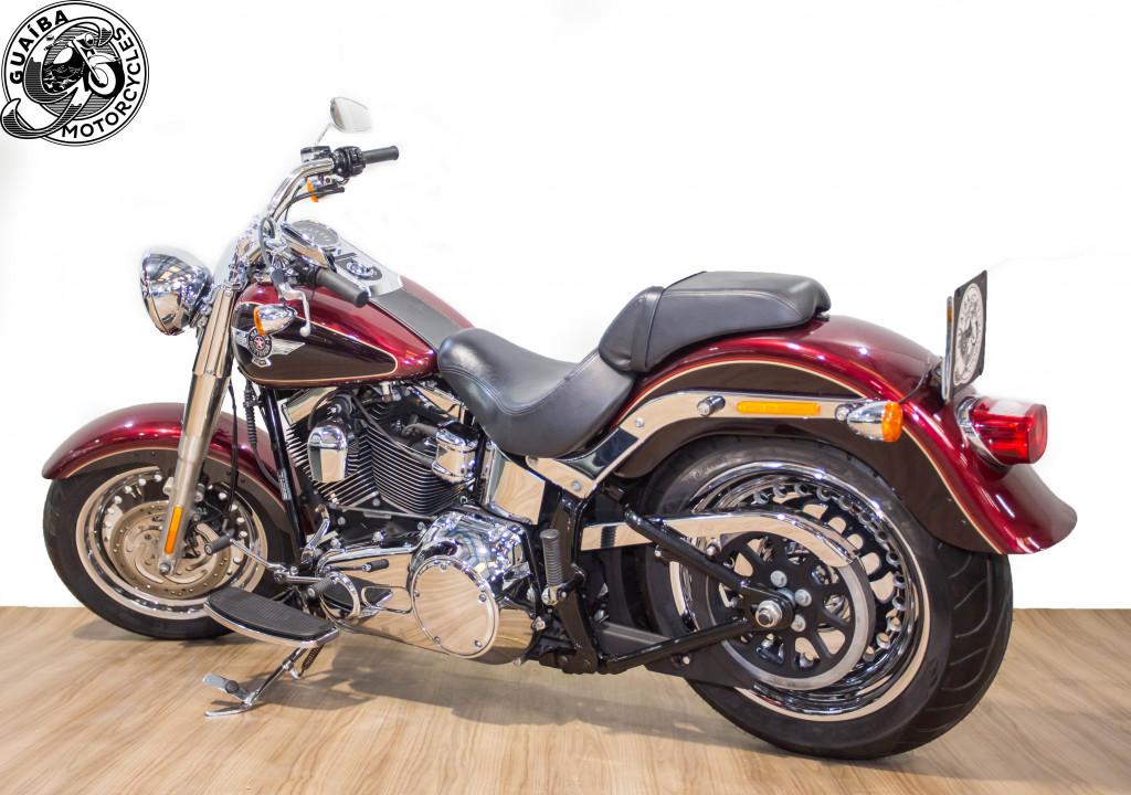 Imagem do veículo Harley Davidson - Softail Fat Boy