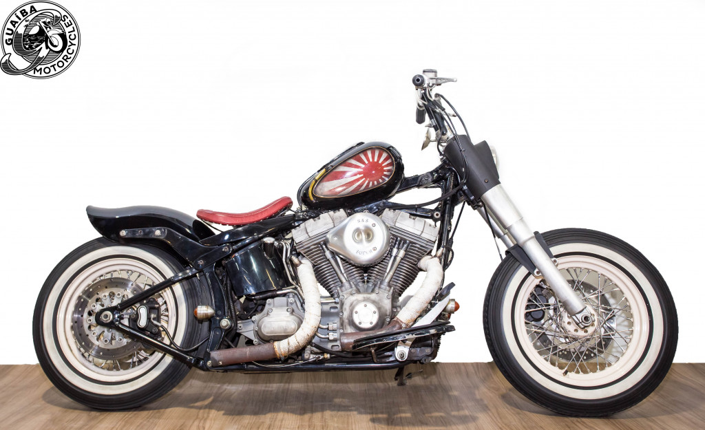 Harley Davidson Heritage 2008 Em Curitiba Guaiba Motorcycles