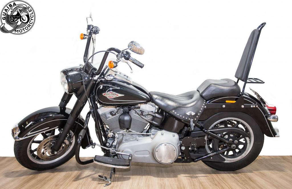 Imagem do veículo Harley Davidson - Softail Heritage Custom