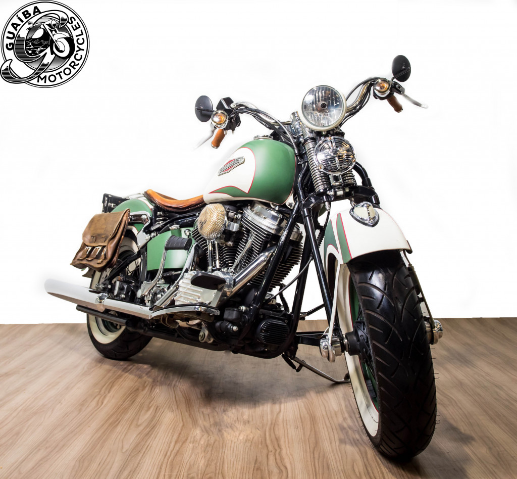 Imagem do veículo Harley Davidson - Softail Heritage Springer