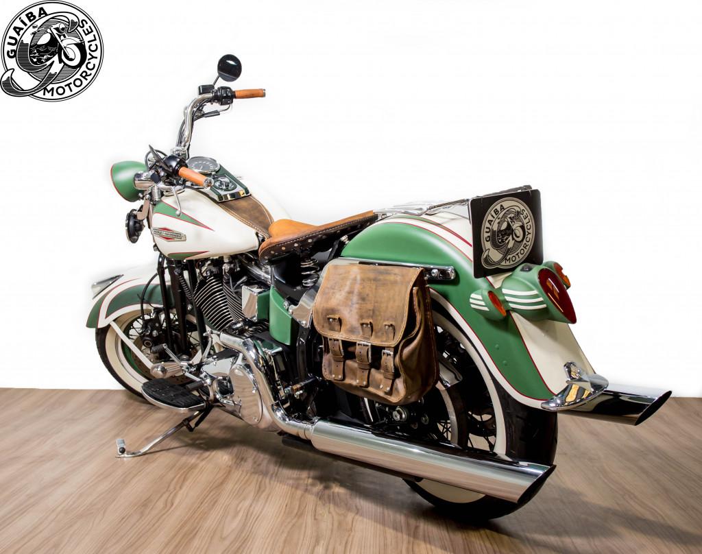 Harley Davidson Heritage 2001 Em Curitiba Guaiba Motorcycles
