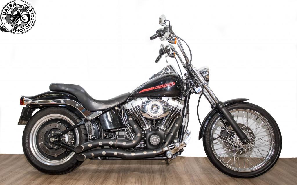Harley Davidson - Softail Standard FXST