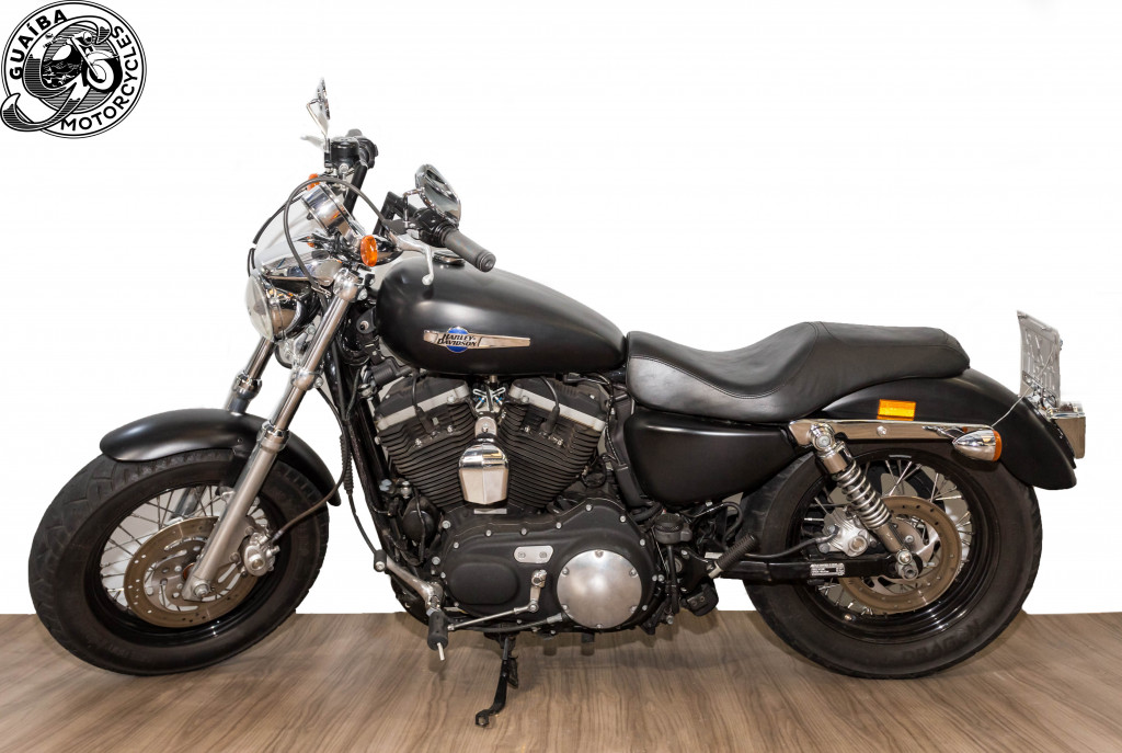Imagem do veículo Harley Davidson - Sportster XL 1200 CB