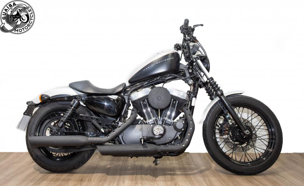 Imagem do veículo Harley Davidson - Sportster XL 1200N Nightster