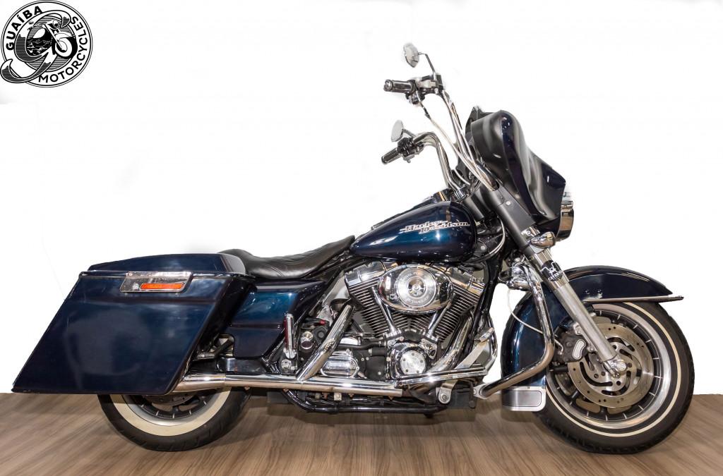 Imagem do veículo Harley Davidson - Touring Electra Glide Classic Customizada