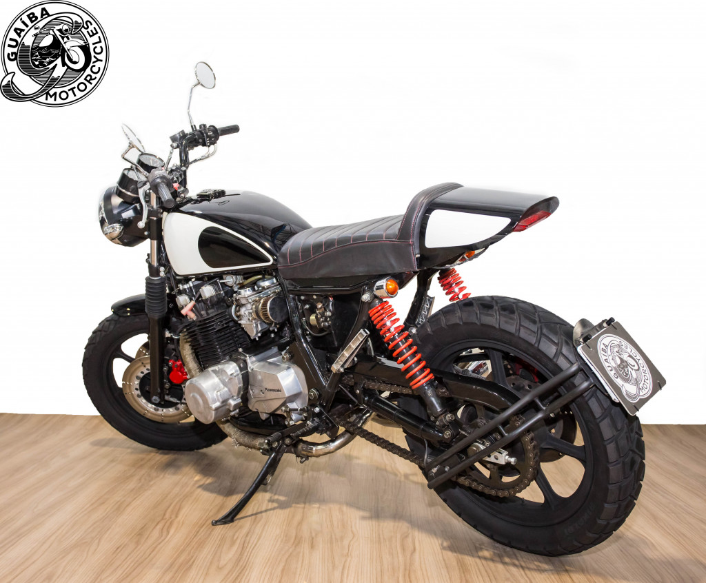 Imagem do veículo Kawasaki - KZ 1000C Cafe Racer