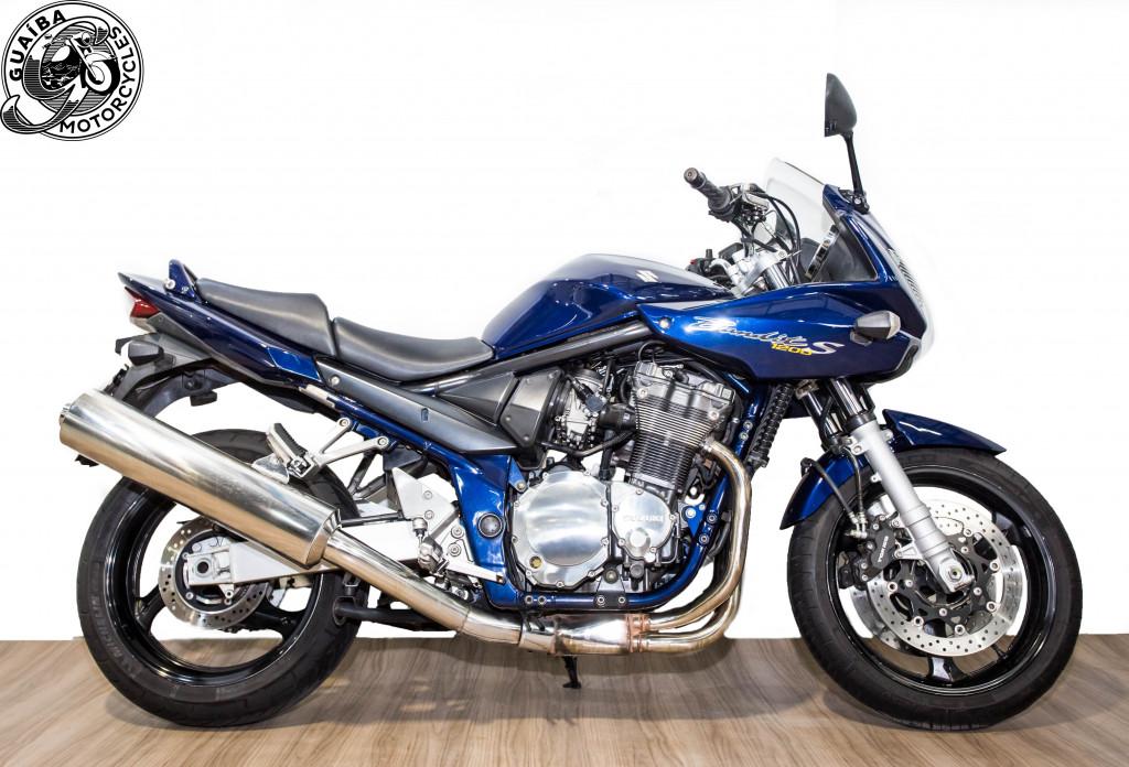 Suzuki - Bandit 1200S