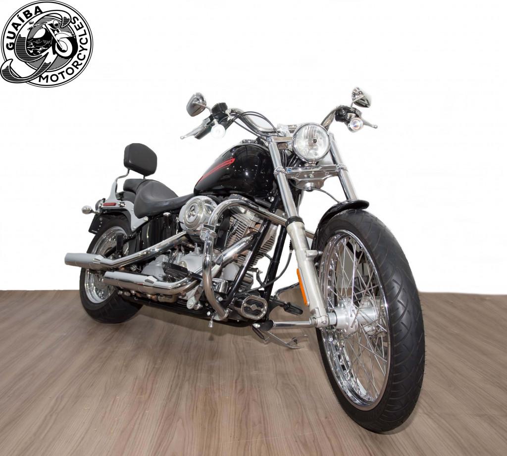 Imagem do veículo Harley Davidson - Softail FX
