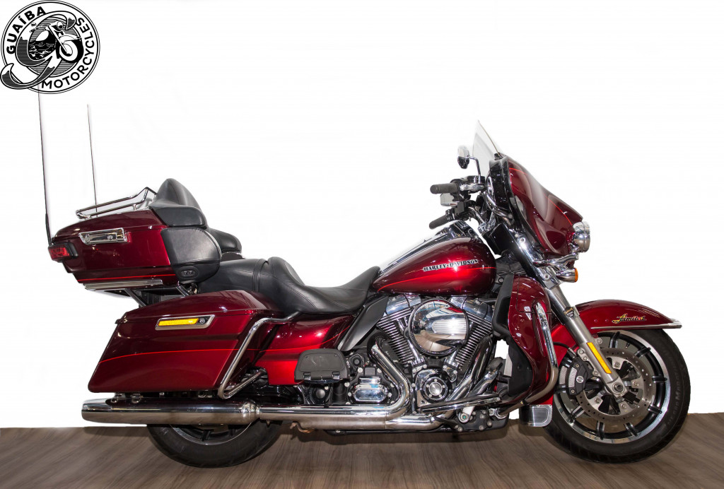 Harley Davidson - Touring Electra Glide Ultra Limited