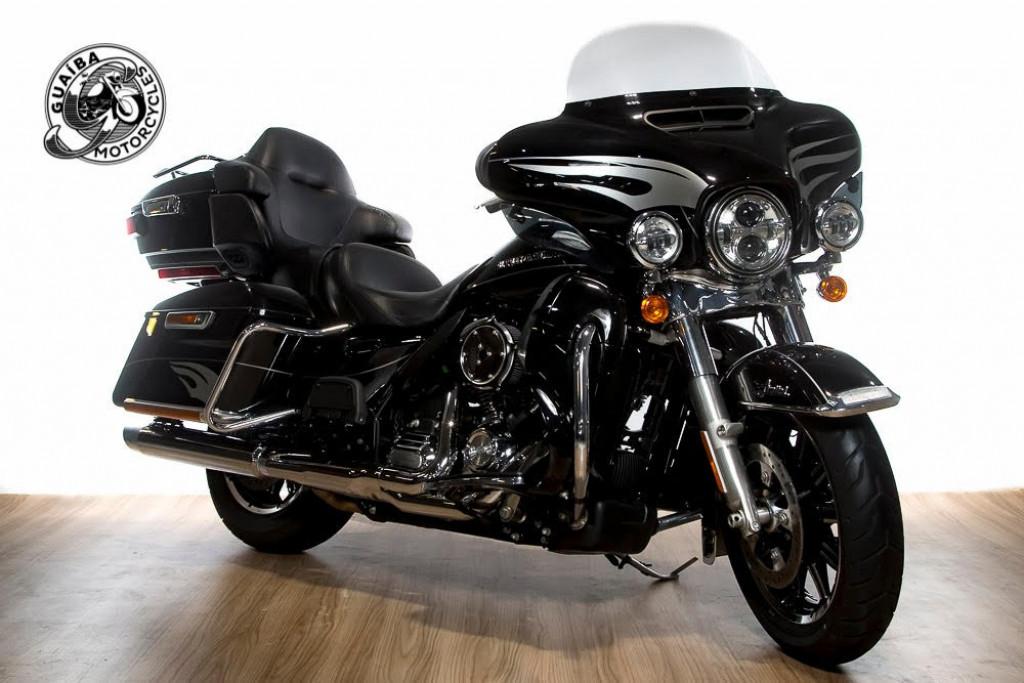 Imagem do veículo Harley Davidson - Touring Electra Glide Ultra Limited