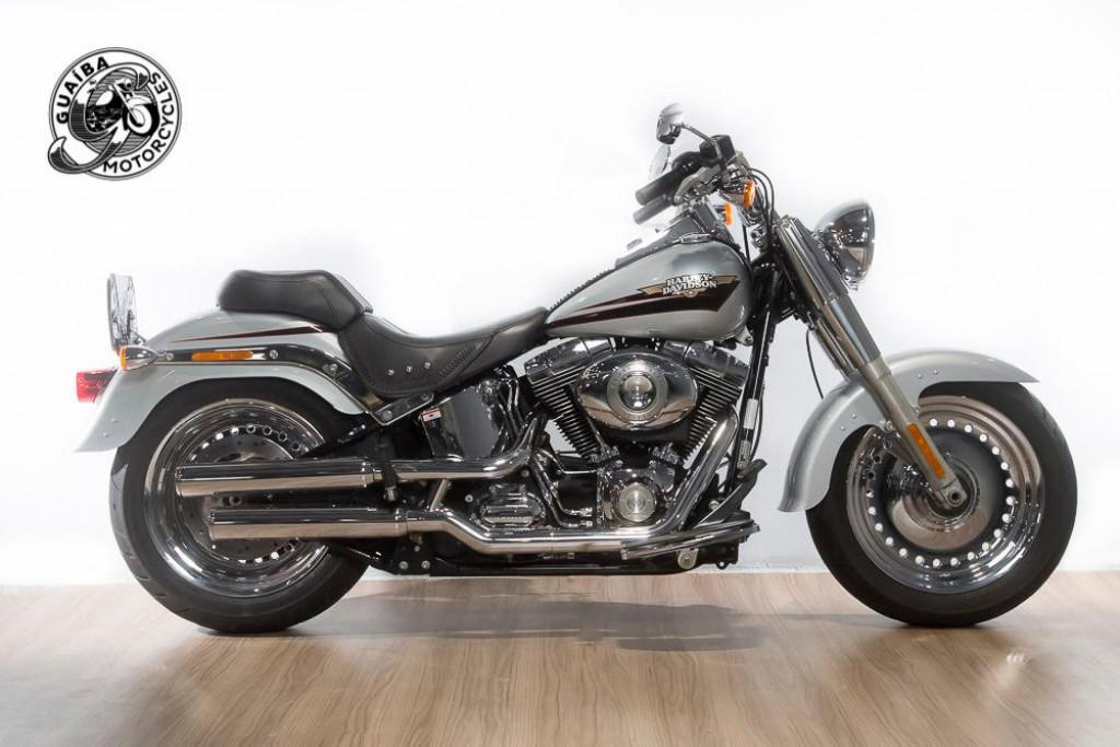 Harley Davidson - Softail Fat Boy