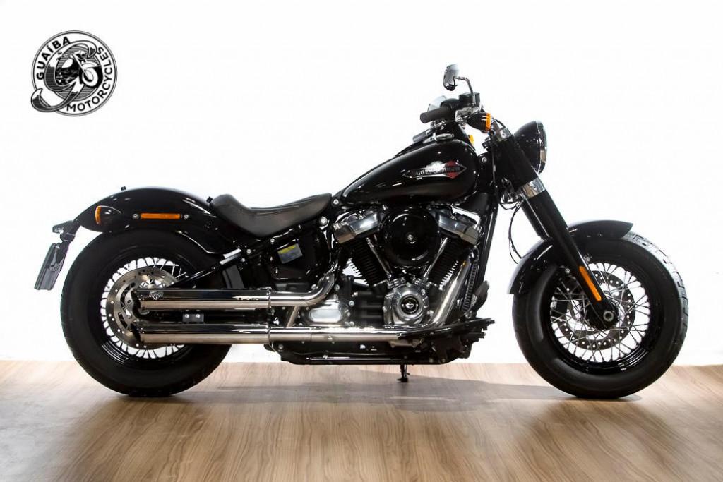 Harley Davidson - Softail Slim