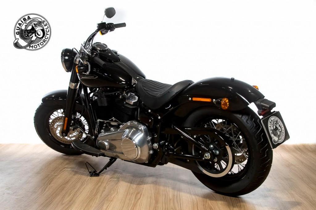 Imagem do veículo Harley Davidson - Softail Slim
