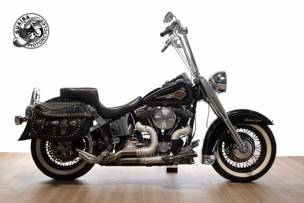 Harley Davidson - Softail Heritage Classic Carburada