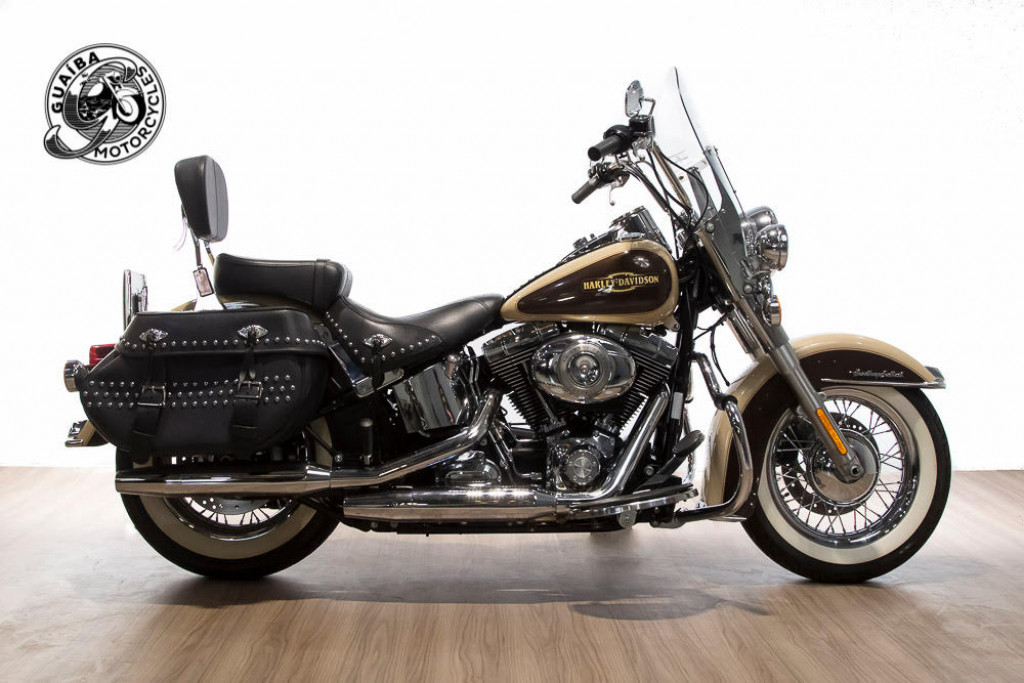 Harley Davidson Heritage 2014 Em Curitiba Guaiba Motorcycles