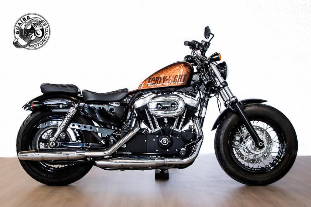 Harley Davidson Xl 1200x 2014 Em Curitiba Guaiba Motorcycles