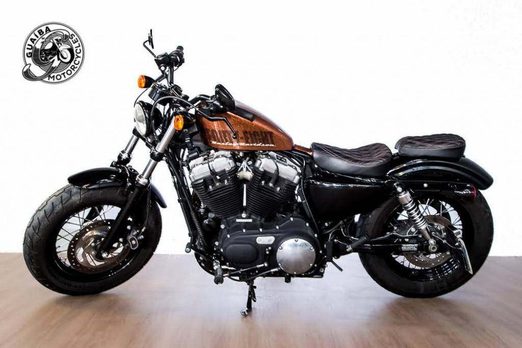 Imagem do veículo Harley Davidson - Sportster XL 1200X Forty Eight