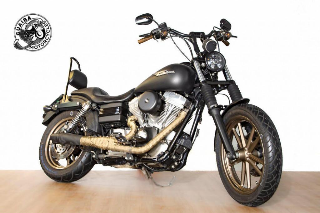 Imagem do veículo Harley Davidson - Dyna Super Glide FXD Customizada