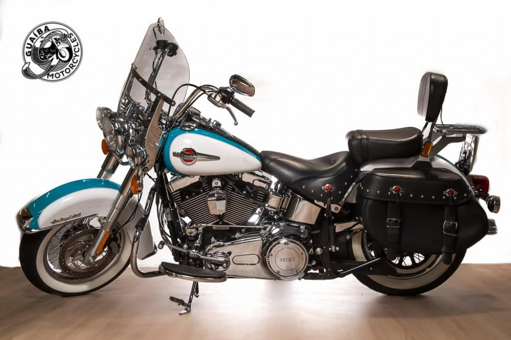 Imagem do veículo Harley Davidson - Solftail Heritage Classic
