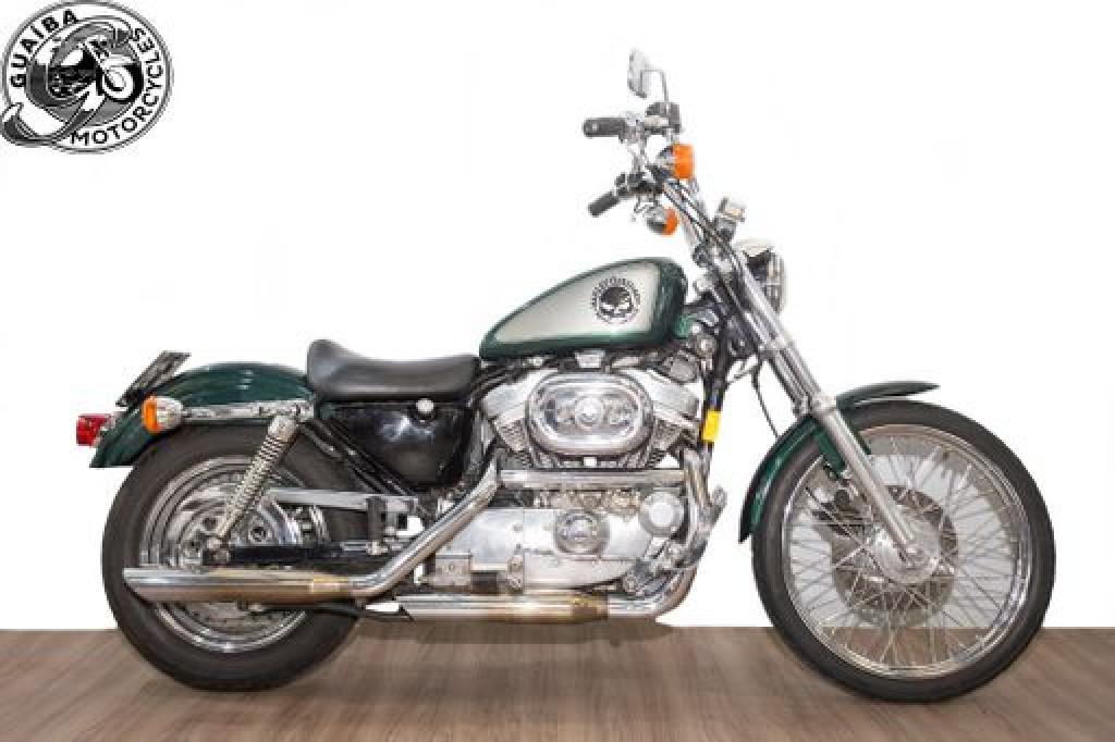 Harley Davidson Xl 883 Hugger Em Curitiba Guaiba Motorcycles