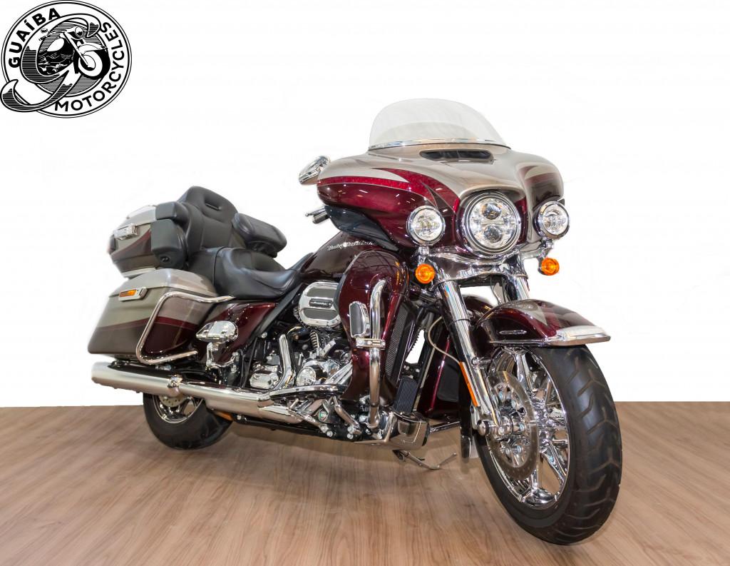 Imagem do veículo Harley Davidson - Touring Ultra Limited CVO
