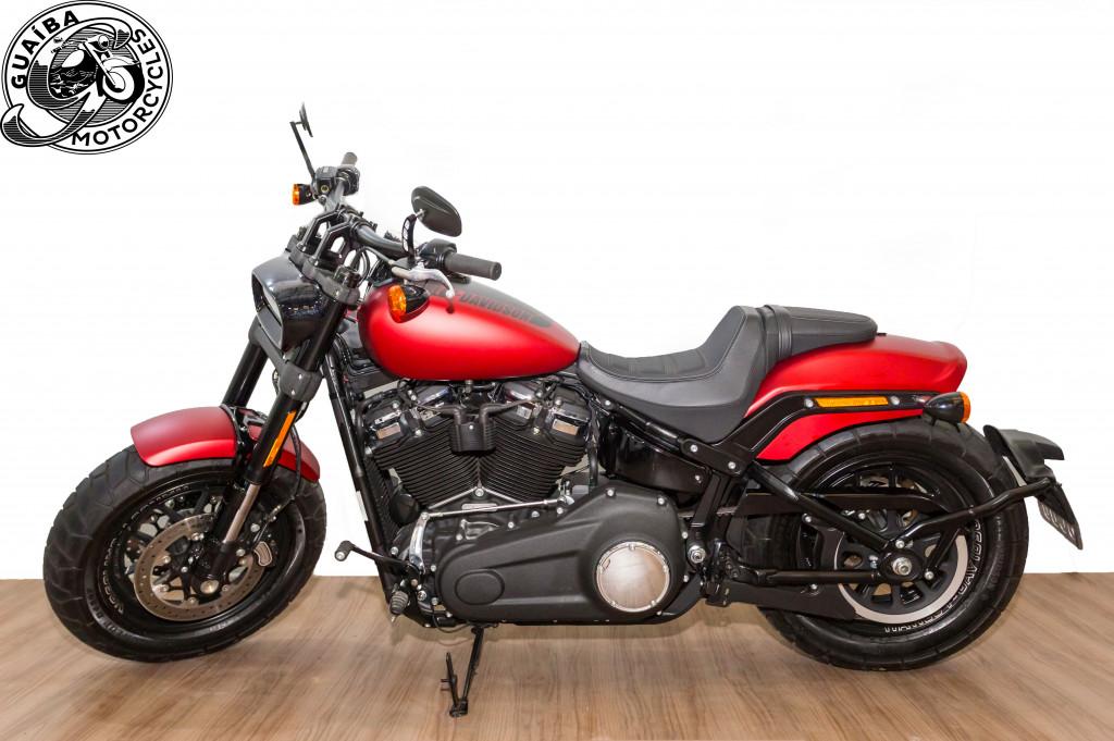 Imagem do veículo Harley Davidson - Fat Bob