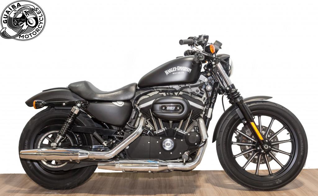 Harley Davidson Xl 883 N Iron Em Curitiba Guaiba Motorcycles