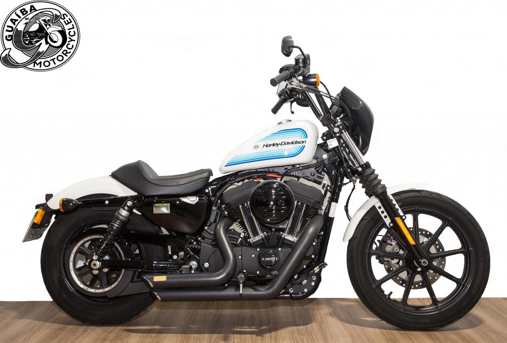 Imagem do veículo Harley Davidson - Sportster XL 1200NS Iron