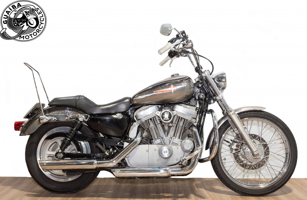 Harley Davidson - Sportster XL 883 Custom 2006 Carburada