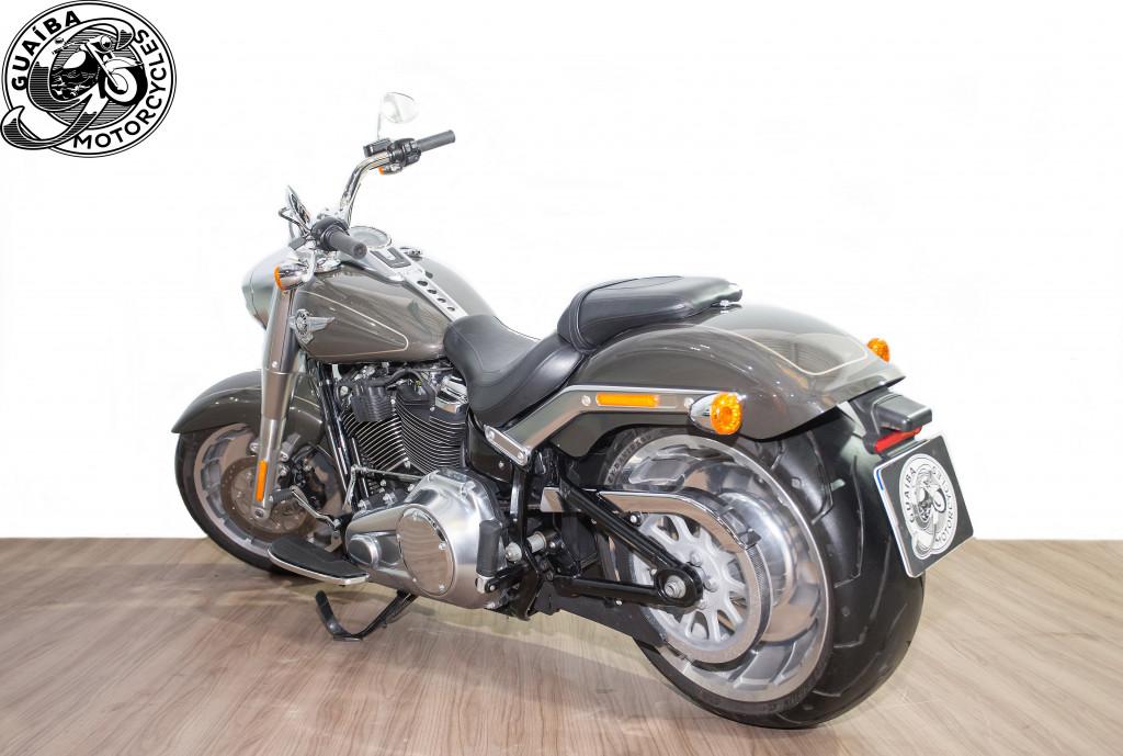 Imagem do veículo Harley Davidson - Fat Boy FL FB