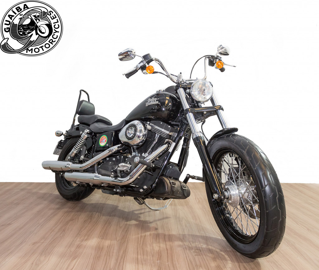 Imagem do veículo Harley Davidson - Dyna Street Bob