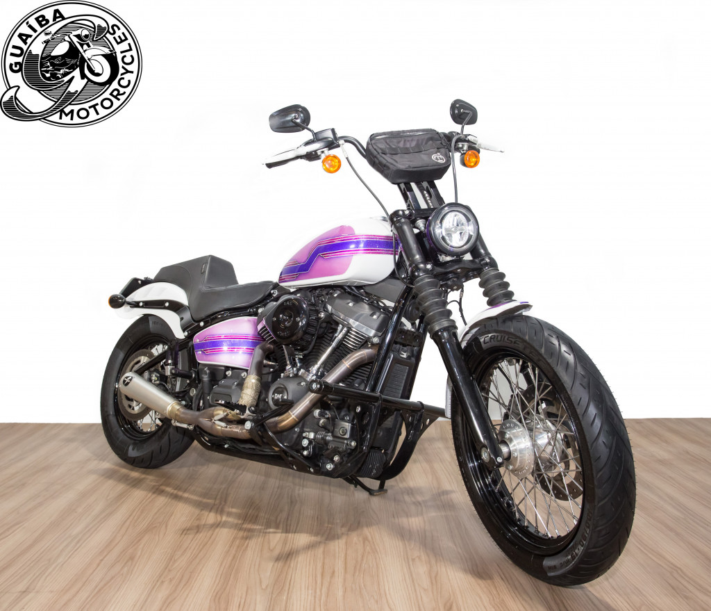 Imagem do veículo Harley Davidson - Street Bob Customizada