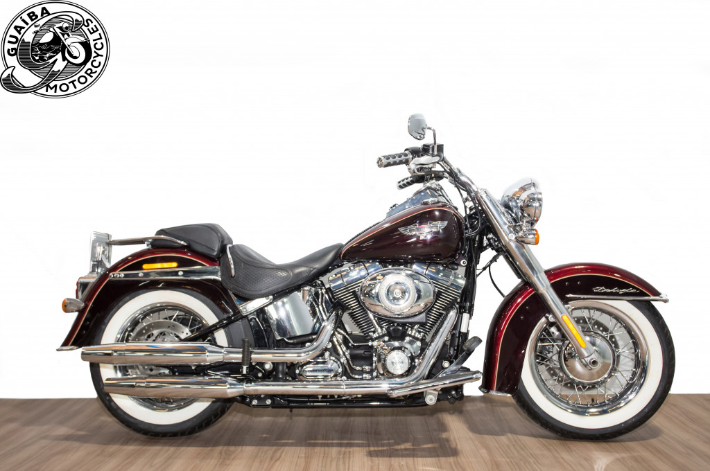 Imagem do veículo Harley Davidson - Softail Deluxe