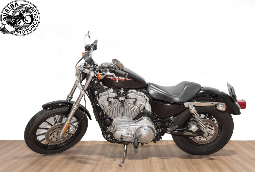 Imagem do veículo Harley Davidson - Sportster XL 883 Carburada