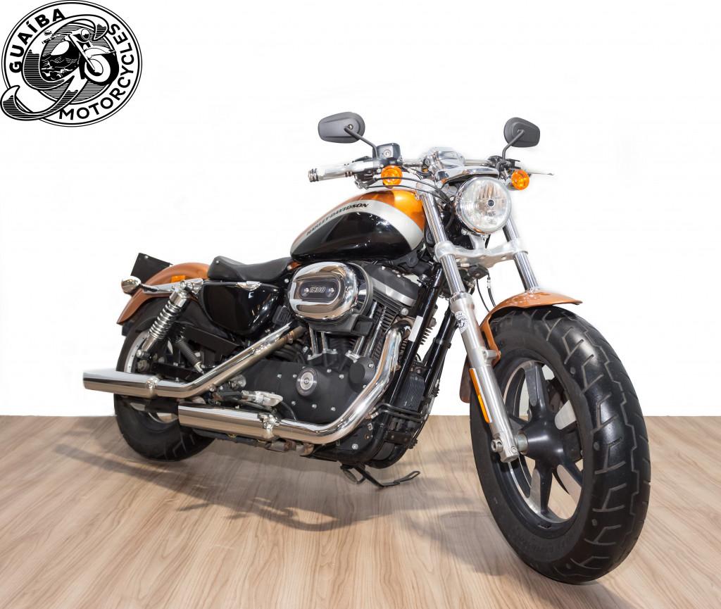Imagem do veículo Harley Davidson - Sportster XL 1200 CA